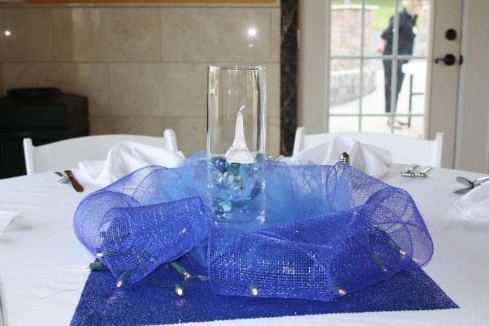 Simphome.com centerpiece table decorations for my class reunion personal crafts
