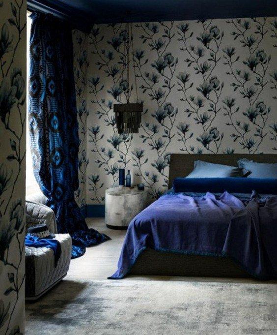 5.Simphome.com Sexy Sapphire Blue