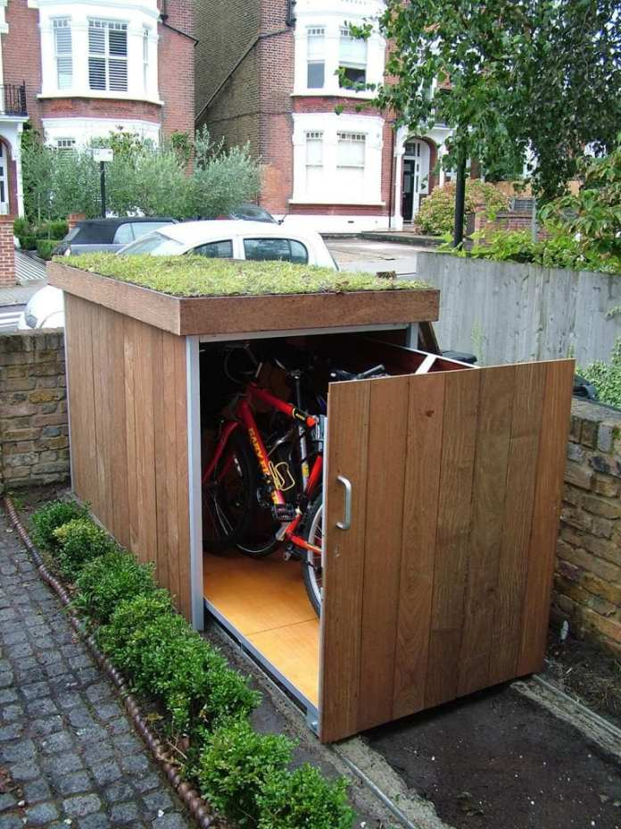 Simphome.com A best small storage shed ideas for your garden outdoors ideas