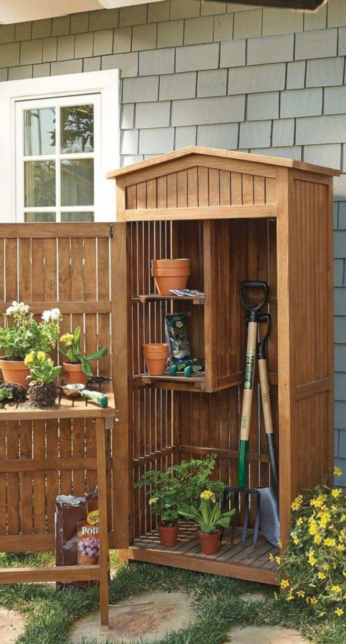 Simphome.com unique small storage shed ideas for your own garden small