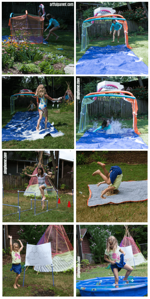 2.Slip and Slide Projects by Simphome.com