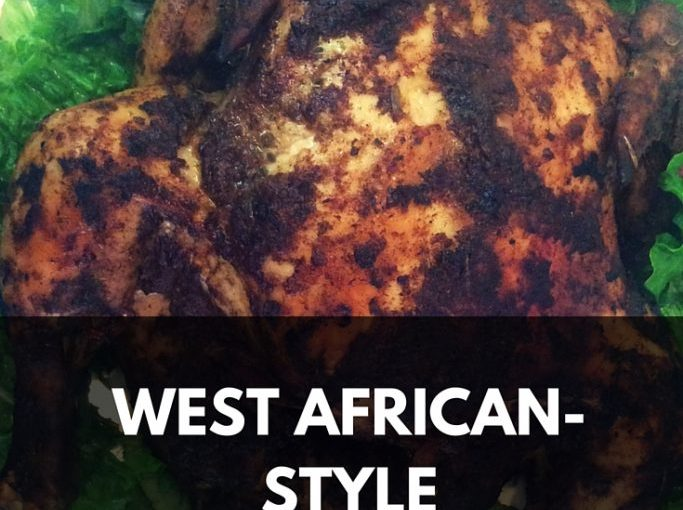 West African-Style Bongo Chicken