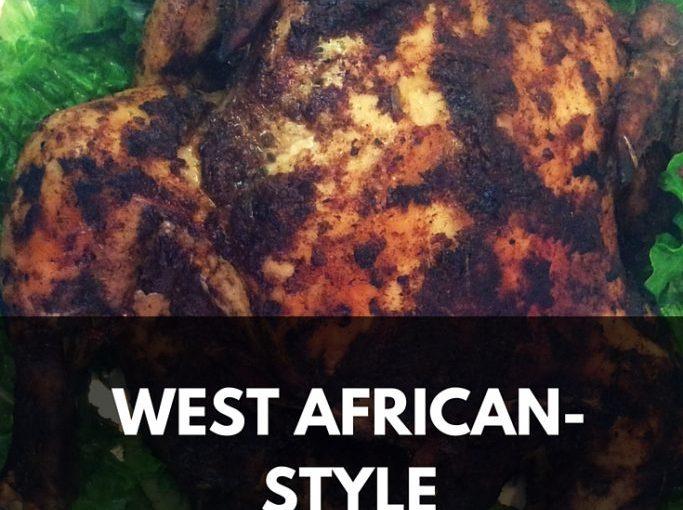 West African-Style Bongo Chicken