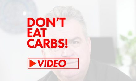Don't Eat Carbs