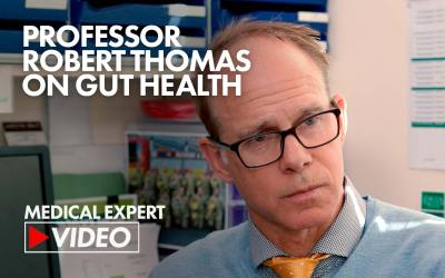 Gut Health with Professor Robert Thomas