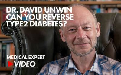 Dr. David Unwin Talks Diabetes