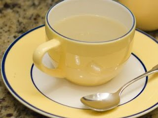 Ginger and Garlic Immunity Tea