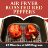 How to Roast a Red Pepper in an Air Fryer