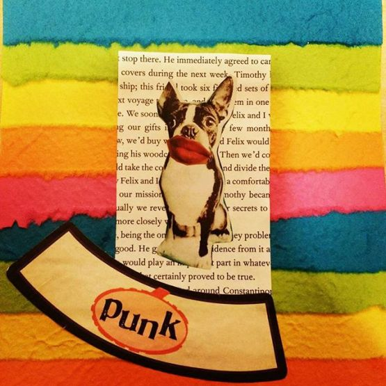 colorful-collage-dog-collage-Punk-Collage-by-Simple-Bright-Life