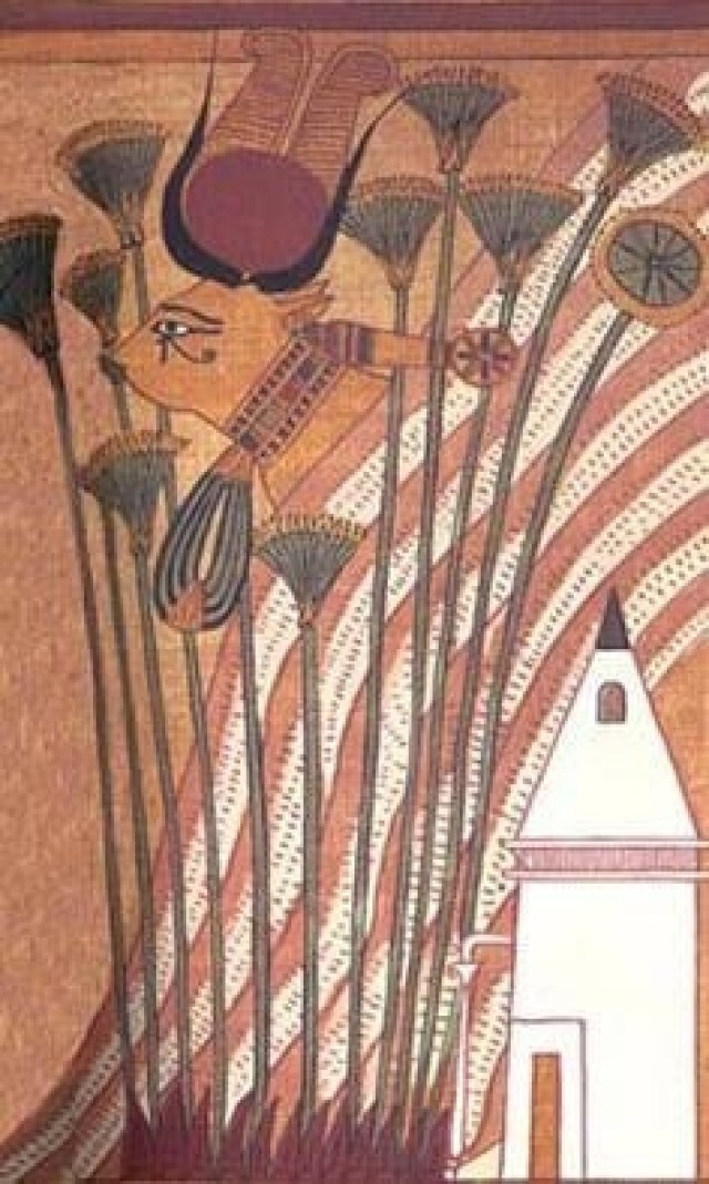 hathor_with_sacred_eye_in_papyrus