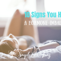 10 Signs You Have a Hormone Imbalance