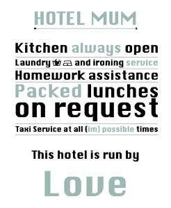 Hotel Mum