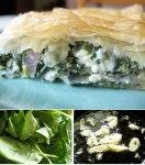 Spanakopita - Spinach and Feta Cheese Pie Recipe