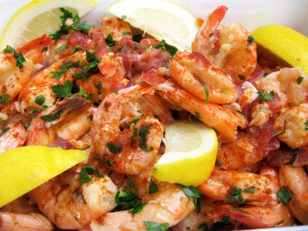 Filipino Shrimp Recipe