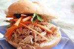 Asian BBQ Sandwich