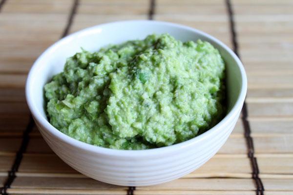 Pea Pesto Recipe