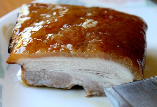 Recipe for Beer Braised Pork Belly