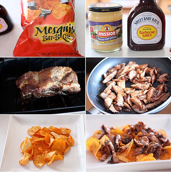 How to make BBQ Nachos Recipe