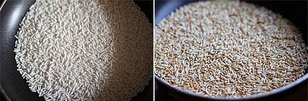 Thai Toasted Rice Powder Recipe