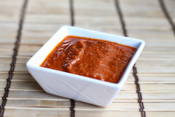 Chipotle and Tamarind Sauce