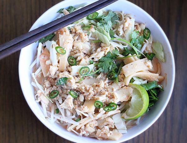 Khao Poon Recipe