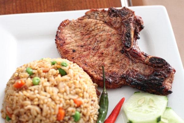 Filipino Adobo Pork Chops