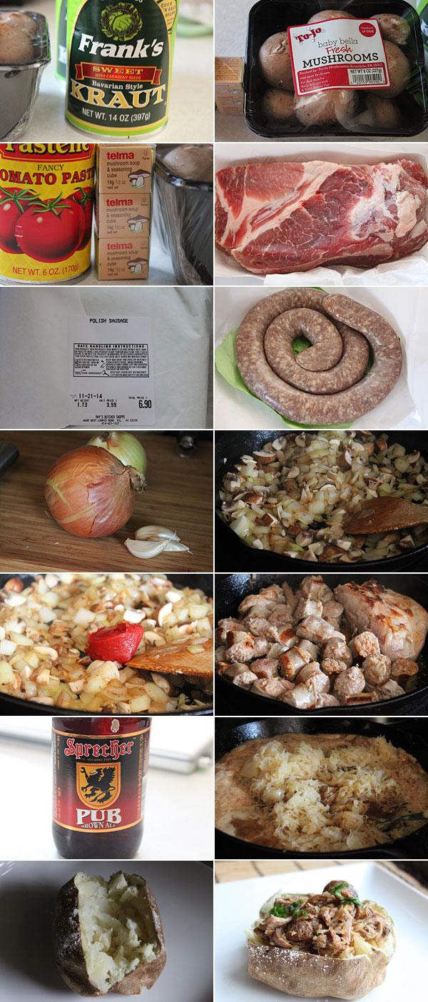 How to make Polish Hunter's Stew
