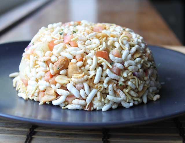 Indian Bhel Puri Recipe