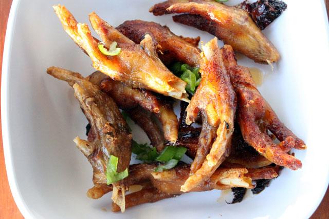 Crispy Chicken Feet Recipe
