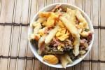 Ham and Peas Mac and Cheese Recipe