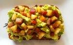 Spam and Avocado Toast Recipe