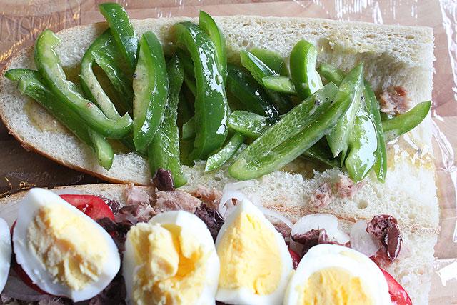 Pan Bagnat Sandwich Recipe