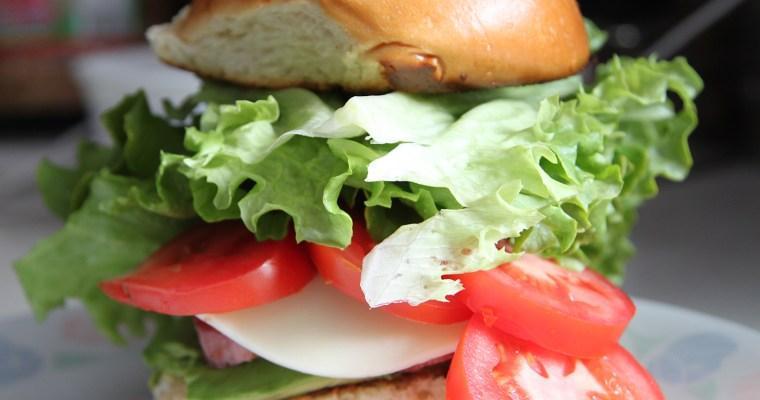 Nueske's DALT (Duck, Avocado, Lettuce, Tomato) Sandwich