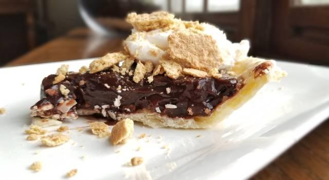 Pudding Pie Recipe