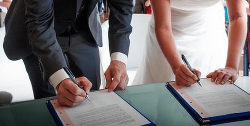 mariage civil mairie