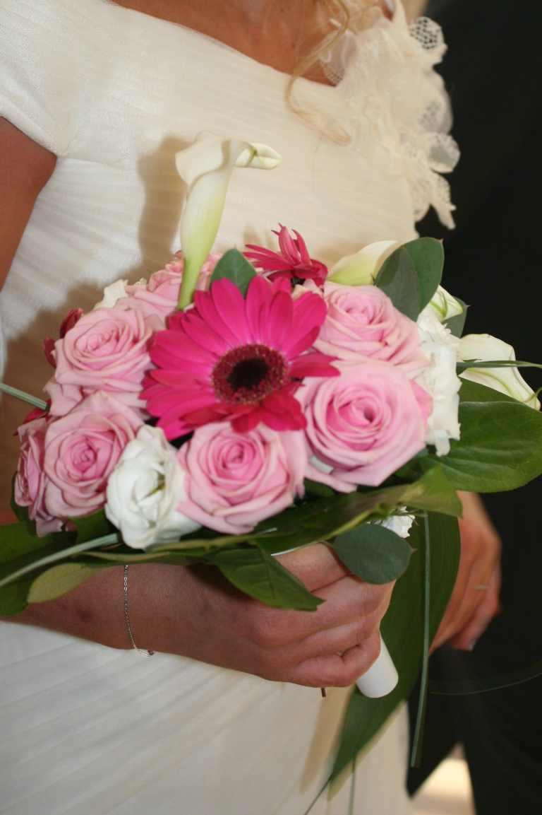 Bouquet de la mariée - Mariage gourmand