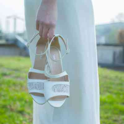 Chaussures de luxe mariage varadi