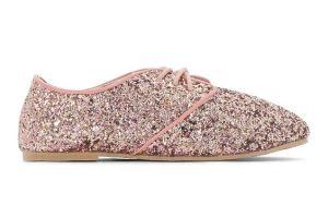 chaussures Derbies paillettes