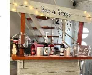 Bar à sirops @unepinceejoyeuse