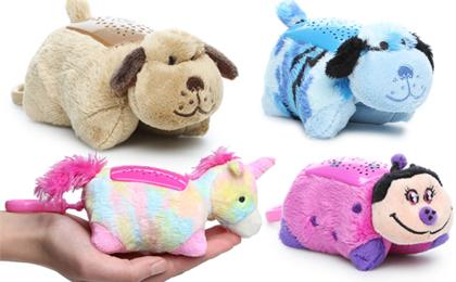 mini pillow pets cheaper than retail