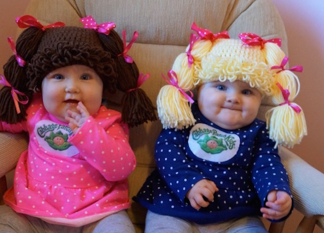 Stunning Cabbage Patch Hat Free Pattern