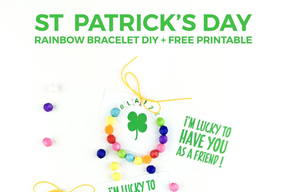 St Patrick S Day Free Printable Craft