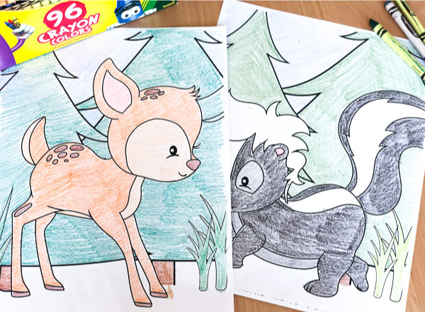 animal coloring pages printable # 46