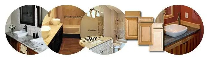 Bathroom Cabinets Vancouver kitchen and bathroom cabinets | simplefloorspdx