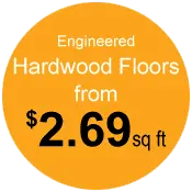 prices on Portland engineered hardwood floors