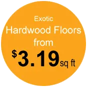 prices on Portland exotic hardwood floors