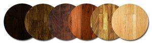 PDX Exotic Hardwood Floors Samples
