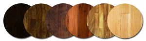 our PDX Exotic Hardwood Floors Samples