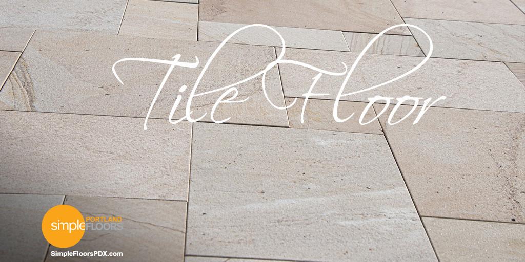 Tile floor, tile floors and tile flooring