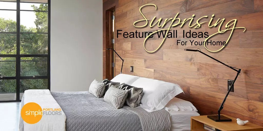 Surprising Feature Wall Ideas For Your Home